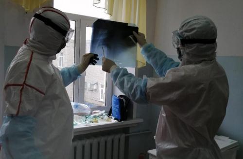 В Ливнах стало меньше больных коронавирусом